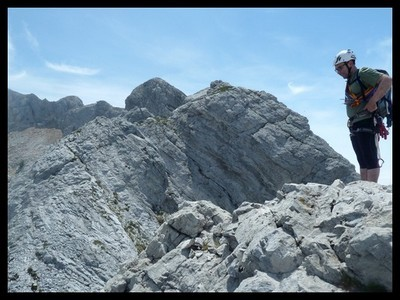 Alpi Apuane – Cresta Garnerone