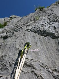 Alpi Apuane – Monte Carchio – Cresta del Kara