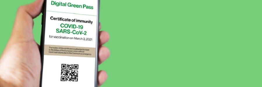 Obbligo GREEN PASS per l'accesso alla palestra